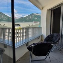 logia vue lac et montagne T2 residence avant scene a Annecy