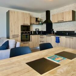 cuisine moderne et tout equipee pour vos vacances a Annecy