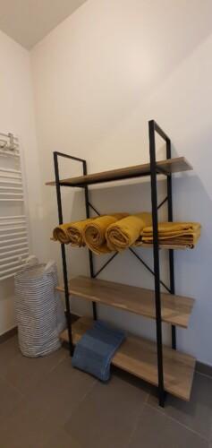 serviettes T2 le petit marquisat a Annecy