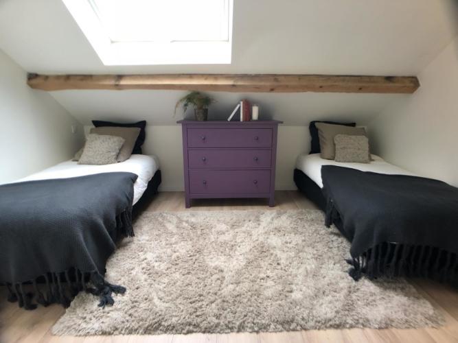 lit twin chambre 3