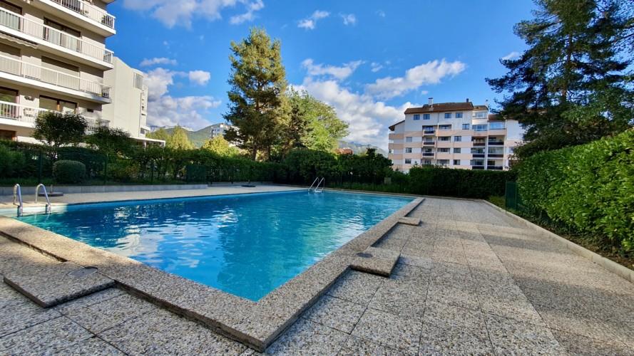 piscine residentielle