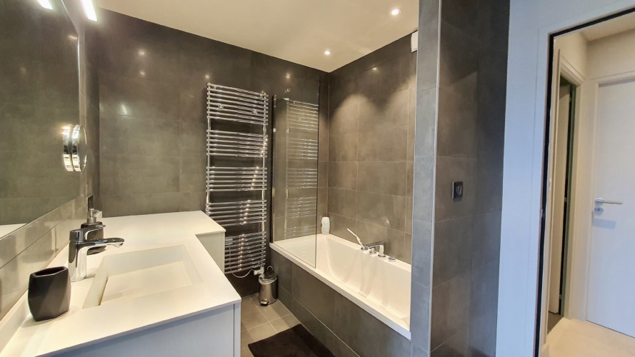 salle de bain master room