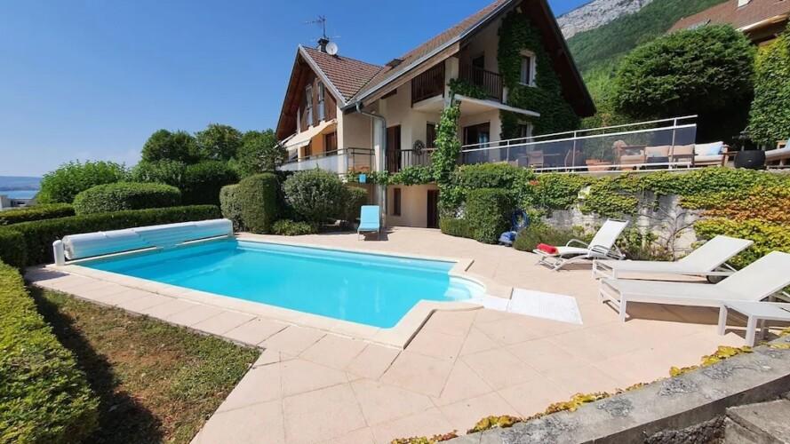 Villa avec piscine Veyrier du Lac