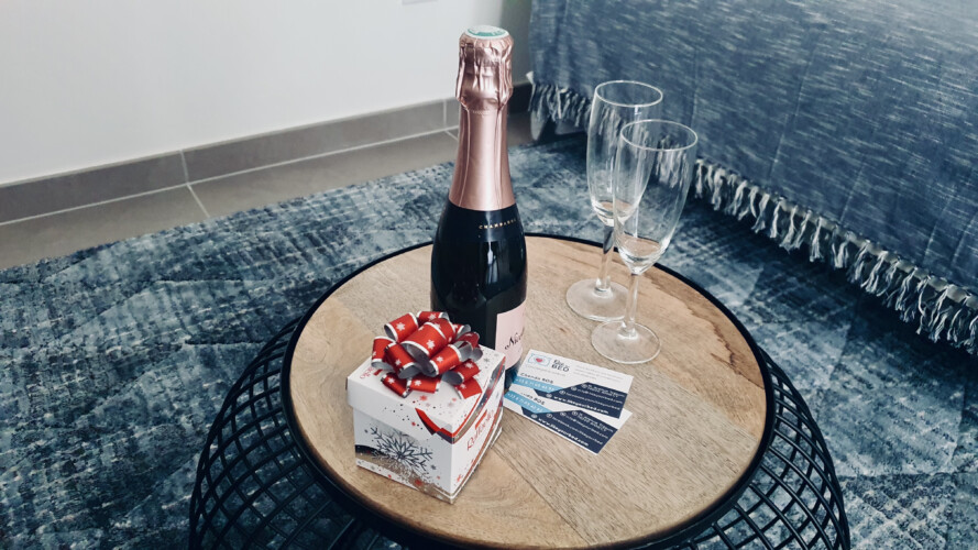 cadeaux d'accueil airbnb appartement avenue du tresum annecy
