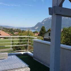 terrasse sup en été