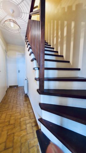 escalier maison sevrier