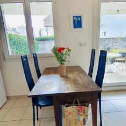 table de repas appartement novel