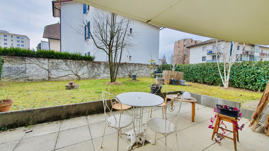 terrasse jardin prive appartement novel